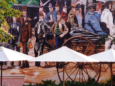 Mural Downtown Deland